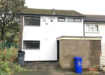 Thumbnail 3 bed terraced house to rent in Kirkhill Walk, Manchester