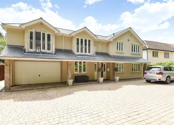 Thumbnail 5 bed detached house to rent in Knowle Hill, Virginia Water