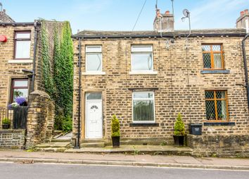 Thumbnail 2 bed end terrace house for sale in Saddleworth Road, Greetland, Halifax