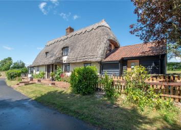 Thumbnail 4 bed detached house for sale in The Broadway, Great Dunmow, Essex