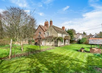 Thumbnail 4 bed detached house for sale in The Street, Cherhill, Calne