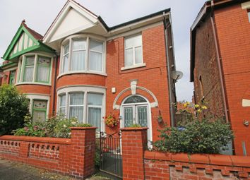 3 bed semi-detached house for sale in Gainsborough Road, Blackpool FY1