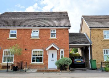Thumbnail 2 bedroom semi-detached house to rent in Strawberry Fields, Mortimer, Reading