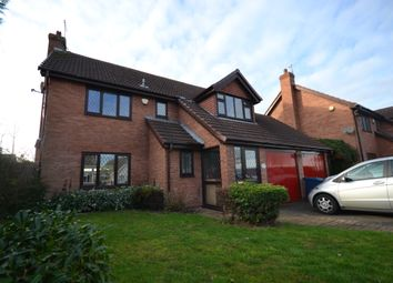Thumbnail 4 bed detached house to rent in Walcote Drive, West Bridgford, Nottingham