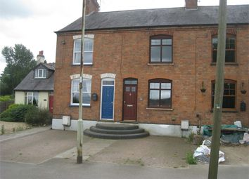 Thumbnail 2 bed terraced house to rent in Coopers Lane, Dunton Bassett, Lutterworth, Leicestershire