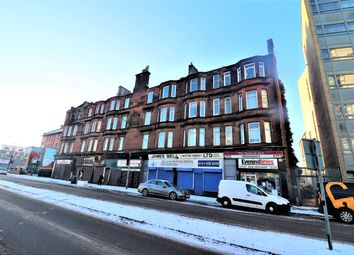 Thumbnail 2 bed flat for sale in 448 Ballater Street, Glasgow