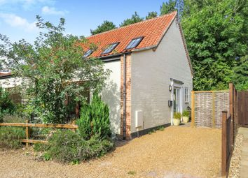Thumbnail 3 bed semi-detached house for sale in The Staithe, Stalham, Norwich