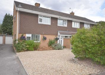 Thumbnail 3 bed semi-detached house for sale in Pirehill Lane, Walton, Stone