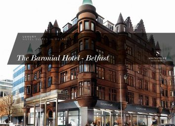 Thumbnail Hotel/guest house for sale in Donegall Square South, Belfast
