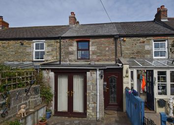 Thumbnail 2 bed terraced house for sale in Nanhayes Row, St. Newlyn East, Newquay