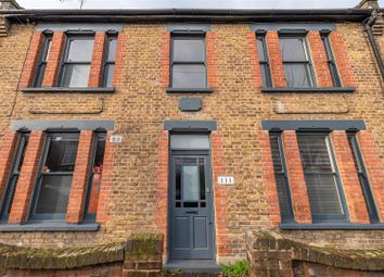 Thumbnail 2 bed terraced house for sale in Crescent Road, London