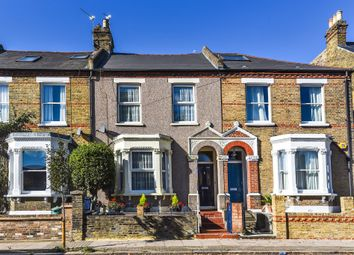 Thumbnail 3 bed terraced house for sale in Merton Road, Southfields, London