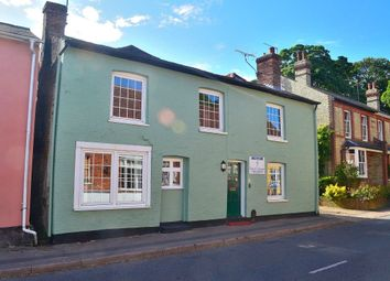 Thumbnail 3 bed detached house to rent in High Street, Barkway, Royston
