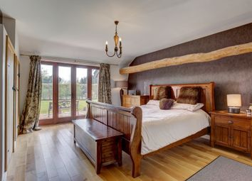 Thumbnail 4 bed barn conversion for sale in Bentley Road, Tacolneston, Norwich