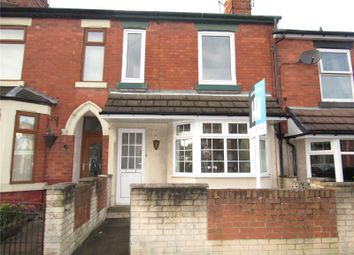 Thumbnail 2 bedroom terraced house for sale in Cavendish Street, Mansfield, Nottinghamshire