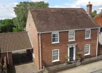 Thumbnail 4 bed detached house for sale in Benton Street, Hadleigh, Ipswich