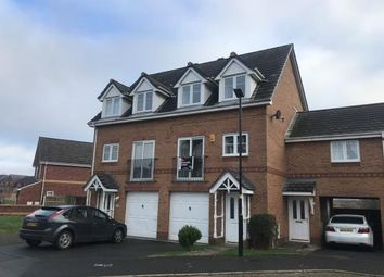 Thumbnail 4 bed terraced house for sale in Heron Mews, Heysham, Morecambe, Lancashire