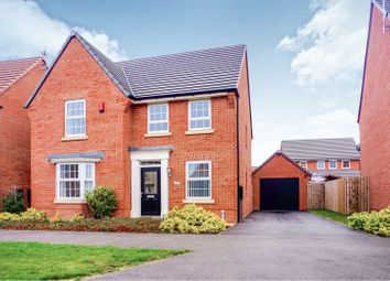 Thumbnail 4 bed detached house for sale in Broad Lane, Doncaster