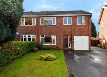 Thumbnail 4 bed semi-detached house for sale in Middleton Close Winyates East, Redditch