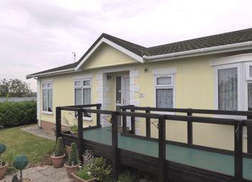 Thumbnail 2 bedroom mobile/park home for sale in Hardwicke Fields, Haddenham, Ely