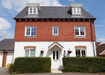 Thumbnail 6 bed detached house for sale in Leigh Road, Sittingbourne