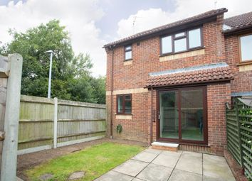 Thumbnail 1 bed end terrace house to rent in Oakwood Drive, Uckfield, East Sussex