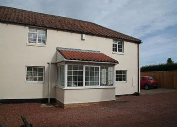 Thumbnail 3 bed semi-detached house to rent in Neasham, Darlington