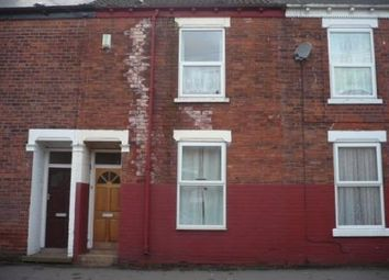 Thumbnail 3 bed terraced house to rent in Princes Road, Hull