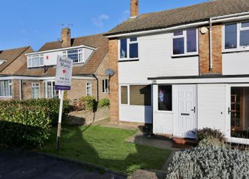 Thumbnail 3 bed end terrace house for sale in Taunton Close, Bexleyheath