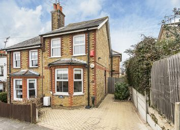 Thumbnail 4 bed semi-detached house for sale in Albert Road, Ashtead