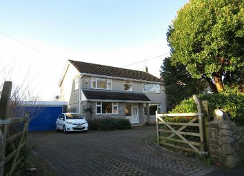 Thumbnail 4 bed detached house for sale in Church Road, Winscombe