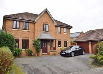 Thumbnail 4 bed detached house for sale in Clarence Road, Chippenham, Wiltshire