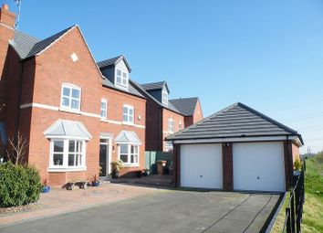 Thumbnail 5 bed detached house for sale in The View, Linby Way, St. Helens
