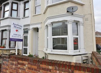 Thumbnail 1 bed maisonette for sale in Woolwich Road, Bexleyheath