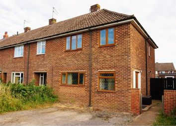 Thumbnail 3 bed end terrace house for sale in Chestnut Avenue, Eastleigh, Hampshire