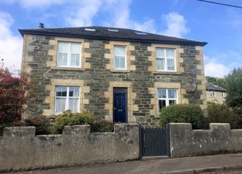 Thumbnail 4 bed maisonette for sale in Top Flat Burnside House, St Clair Road, Ardrishaig