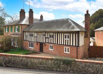 Thumbnail 4 bed semi-detached house for sale in Tonbridge Road, Wateringbury, Maidstone
