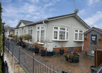2 bed detached bungalow for sale in Swiss Farm Park Homes, Marlow Road, Henley-On-Thames RG9