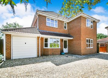 Thumbnail 4 bedroom detached house for sale in Dewberry Close, Swindon
