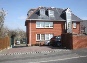 Thumbnail 2 bedroom flat for sale in Goldcroft Avenue, Weymouth