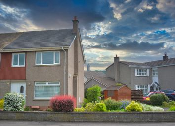 Thumbnail 3 bed semi-detached house for sale in Buchanan Drive, Causewayhead, Stirling