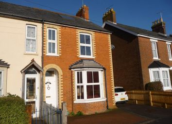 Thumbnail 3 bedroom semi-detached house to rent in Andover Road, Newbury