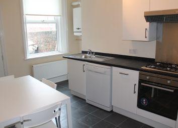 Thumbnail 3 bedroom terraced house to rent in Cheltenham Terrace, Heaton, Newcastle Upon Tyne