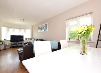 Thumbnail 3 bed detached bungalow for sale in Old Dover Road, Capel-Le-Ferne, Folkestone, Kent