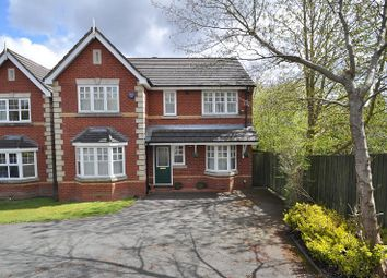 Thumbnail 4 bedroom detached house to rent in Tomfields, Wood Lane, Stoke On Trent