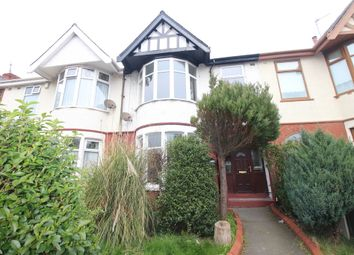 Thumbnail 3 bed terraced house for sale in Mere Road, Blackpool