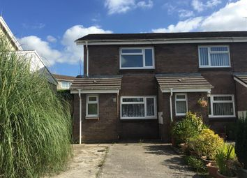 Thumbnail 2 bed property to rent in Rectory Close, Sarn, Bridgend