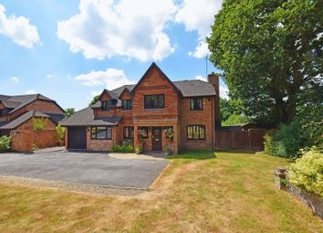 Thumbnail 5 bed detached house for sale in Eastbourne Road, Uckfield