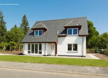 Thumbnail 4 bed detached house for sale in North Connel, Oban