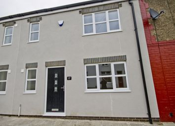Thumbnail 3 bed terraced house for sale in Gladstone Street, Stockton On Tees